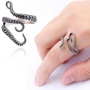 Jewelry - Octopus Tentacle Ring